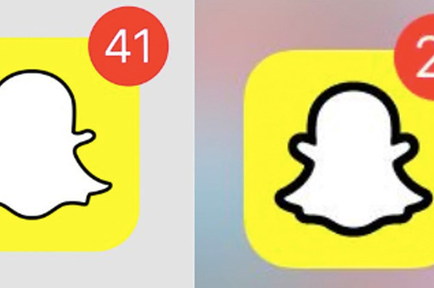 People Are Freaking Out Over Snapchat\'s New Thicker Logo And.