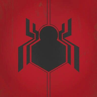 Captain america civil war spiderman logo.