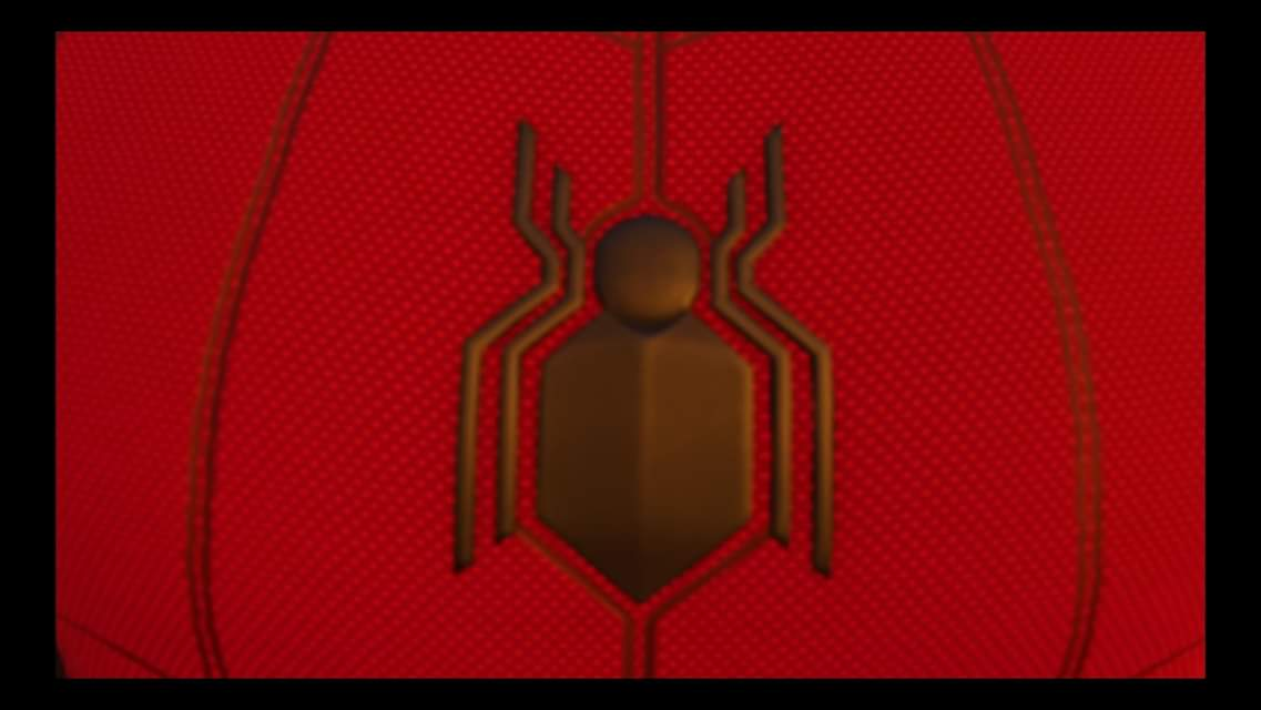 I think spiderman have find himself a new logo. : SpidermanPS4.