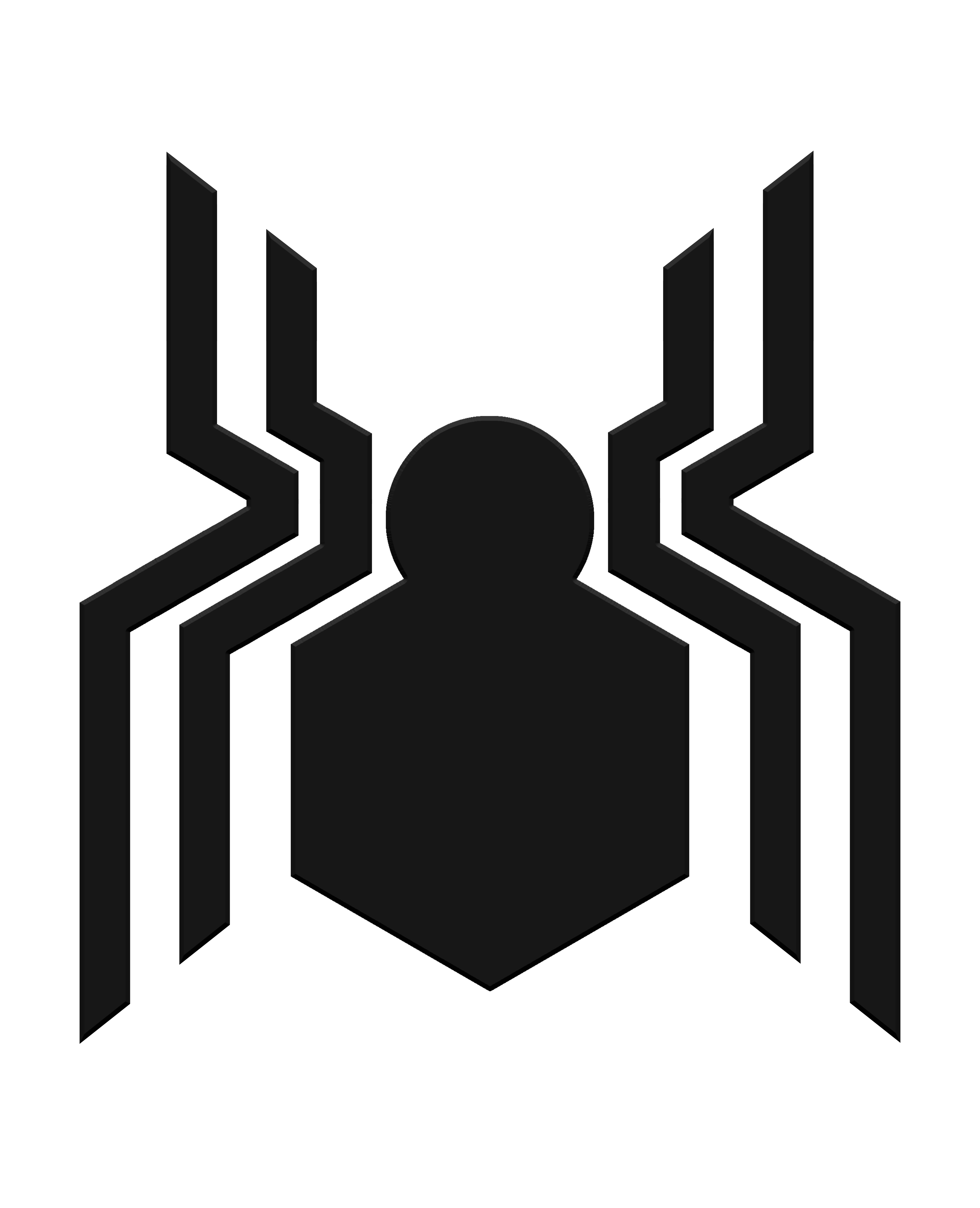 Image result for new spiderman logo.