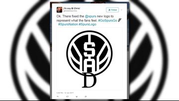 Feeling SAd\': Fans react to leaked Spurs logo.
