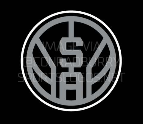 New Spurs basketball logo revealed; design to be used on.