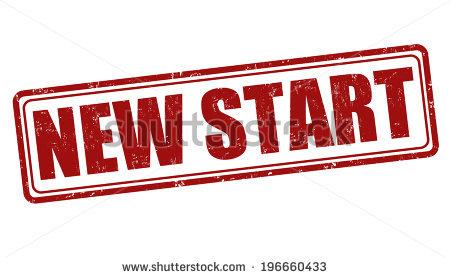 New Start Stock Photos, Royalty.