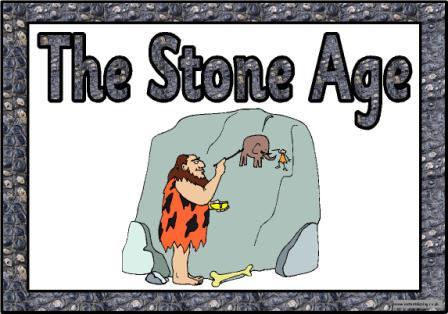 Clipart stone age.