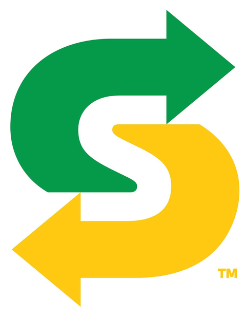 The new Subway logo does nothing.
