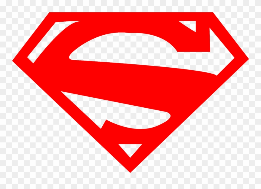 Superman New 52 Logo Clipart (#3463436).