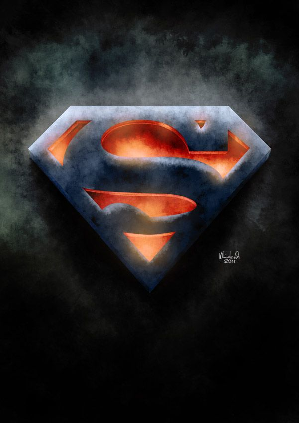 What do you think of this new Superman Logo by ~Maxnethaal.