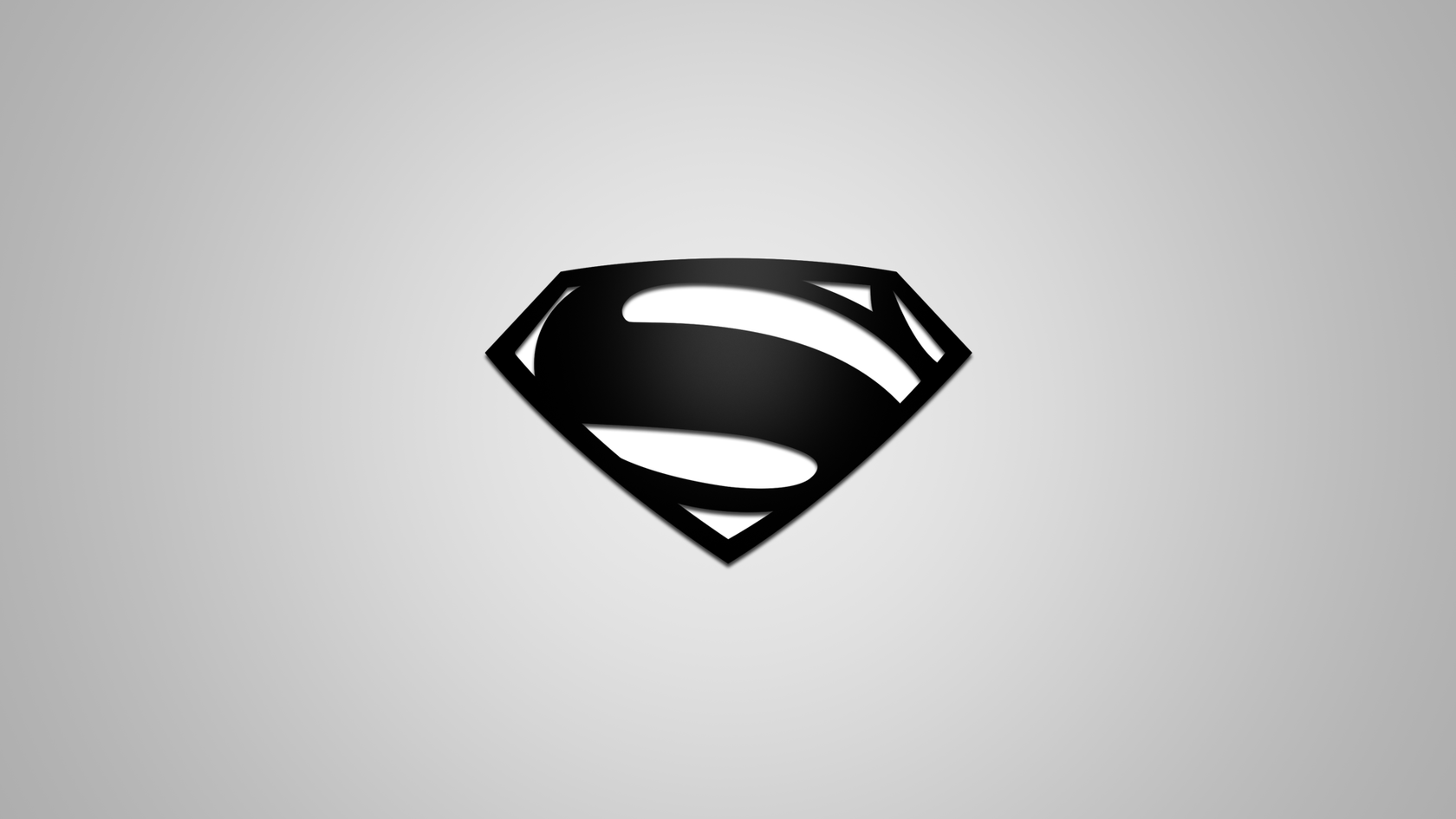 76+] New Superman Logo Wallpaper on WallpaperSafari.