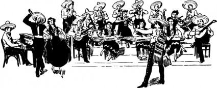 Symphony Clip Art.