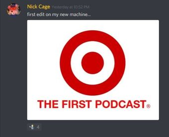 Target Logo Spoof.