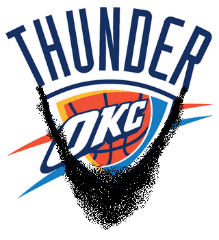 Thunder\'s new logo. (xpost from /r/nba) : Thunder.