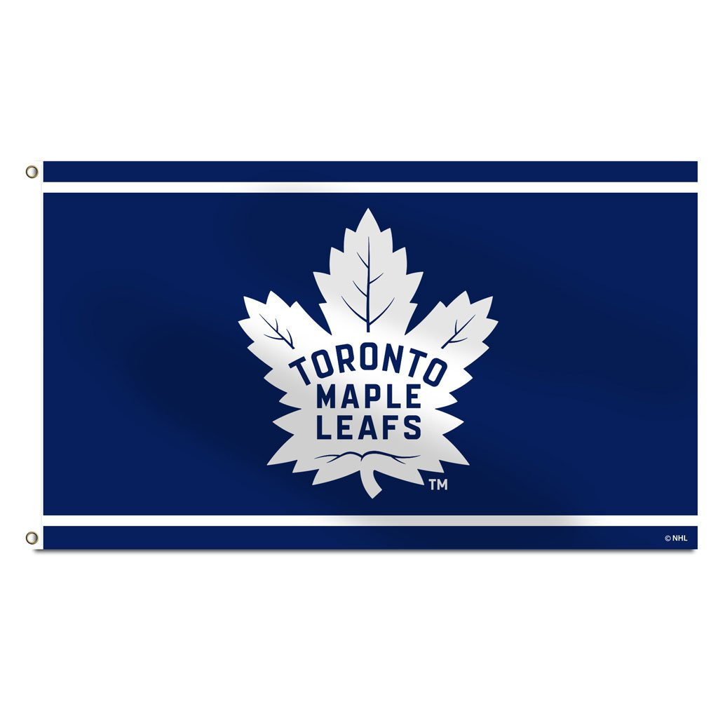 Maple Leafs Banner Flag.