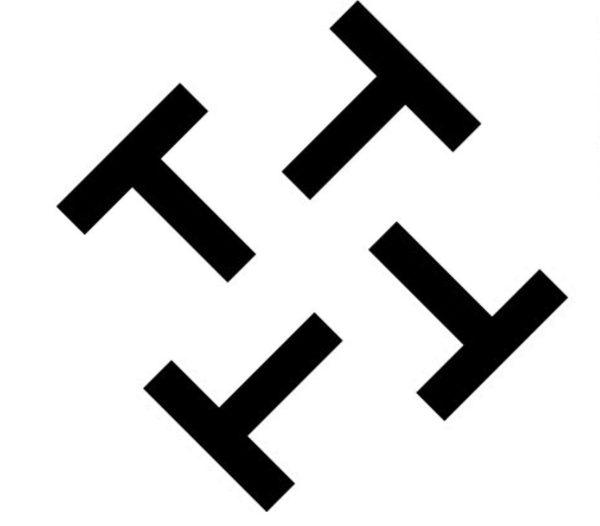 Did Donald Trump\'s Campaign Unveil a Swastika.