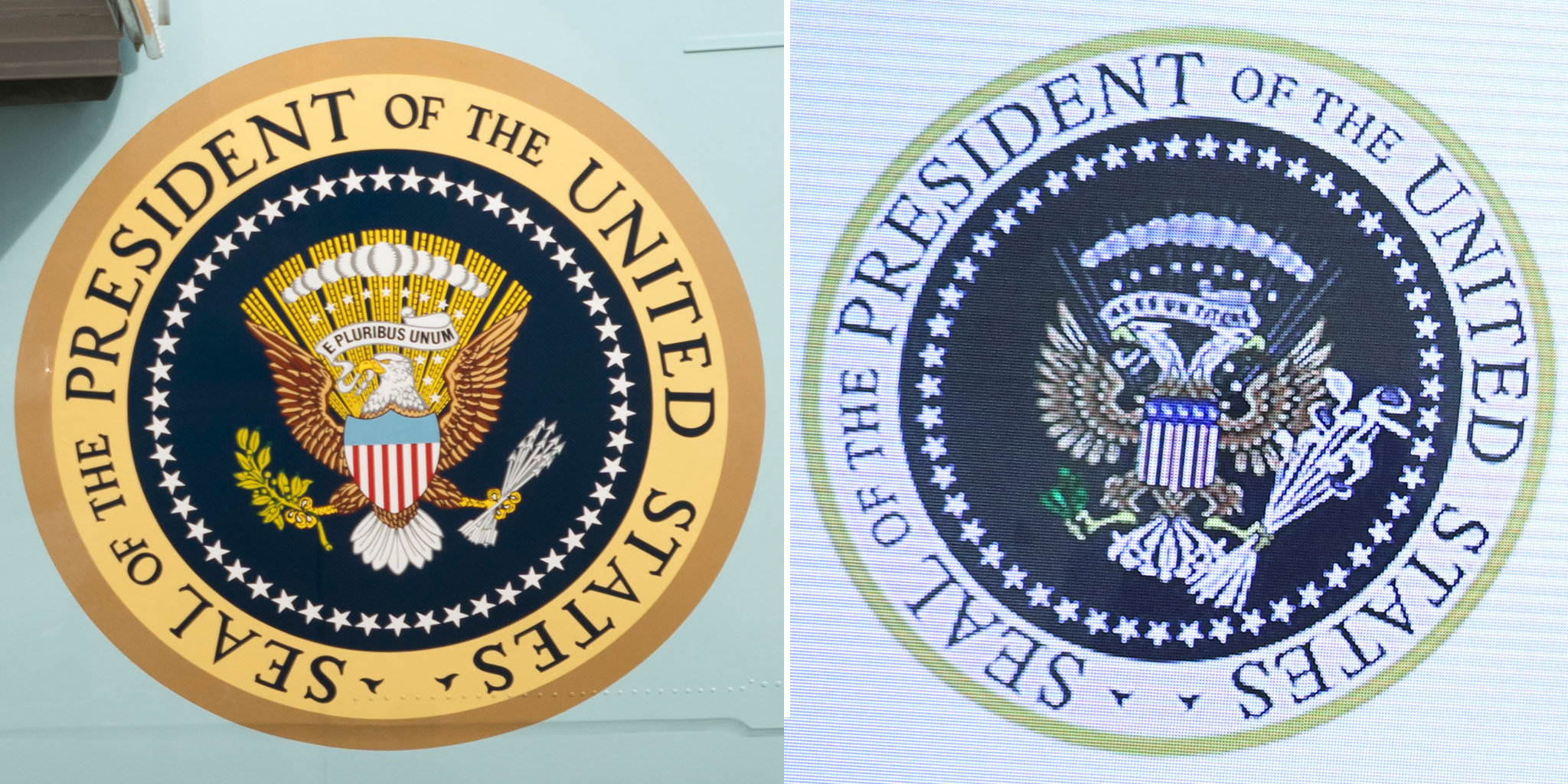 He Made a Fake Presidential Seal. Then Came the Media Rumpus.