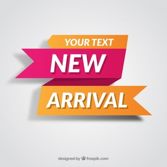 New Arrival Vectors, Photos and PSD files.