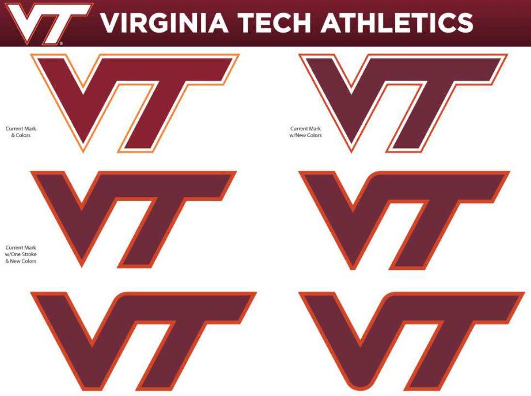 Virginia Tech Logo.
