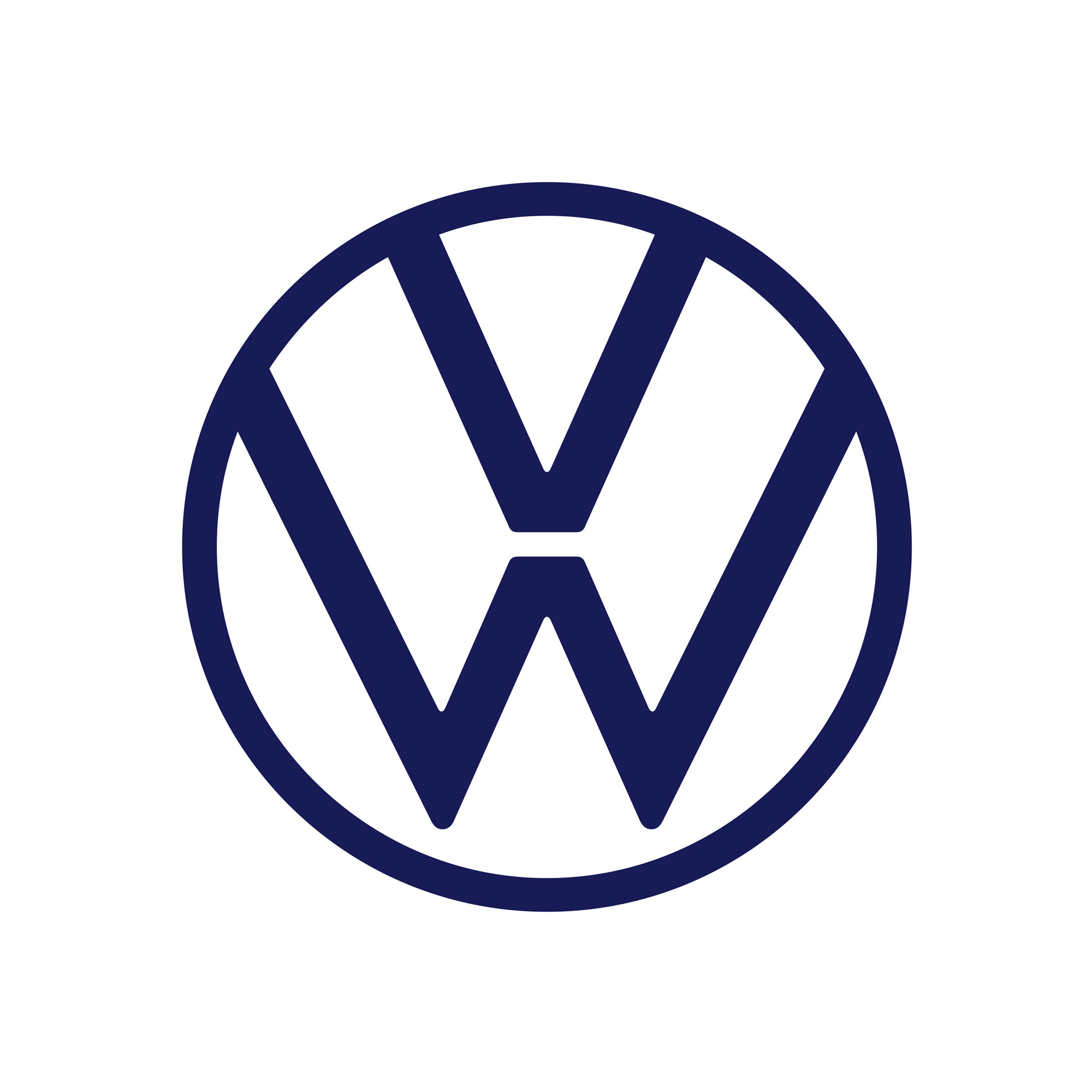 Brand New: New Logo and Identity for Volkswagen done In.