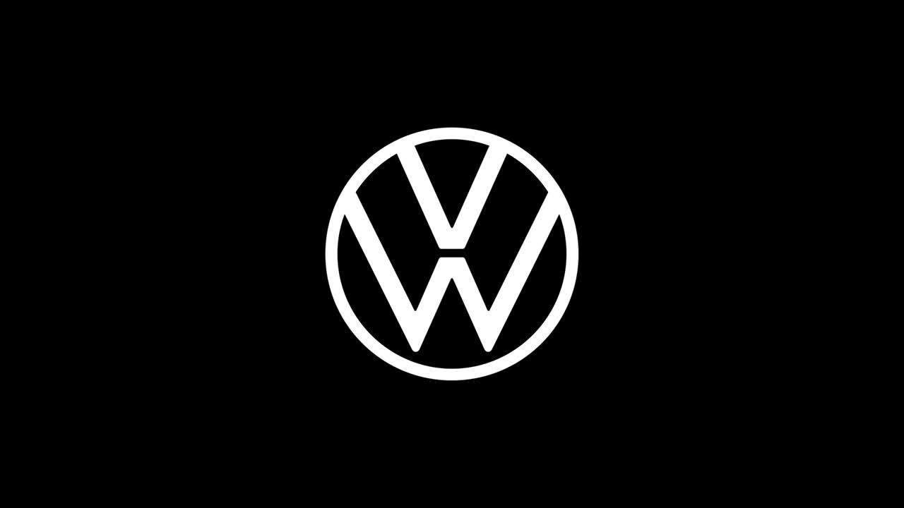 Volkswagen unveils new brand design and logo.