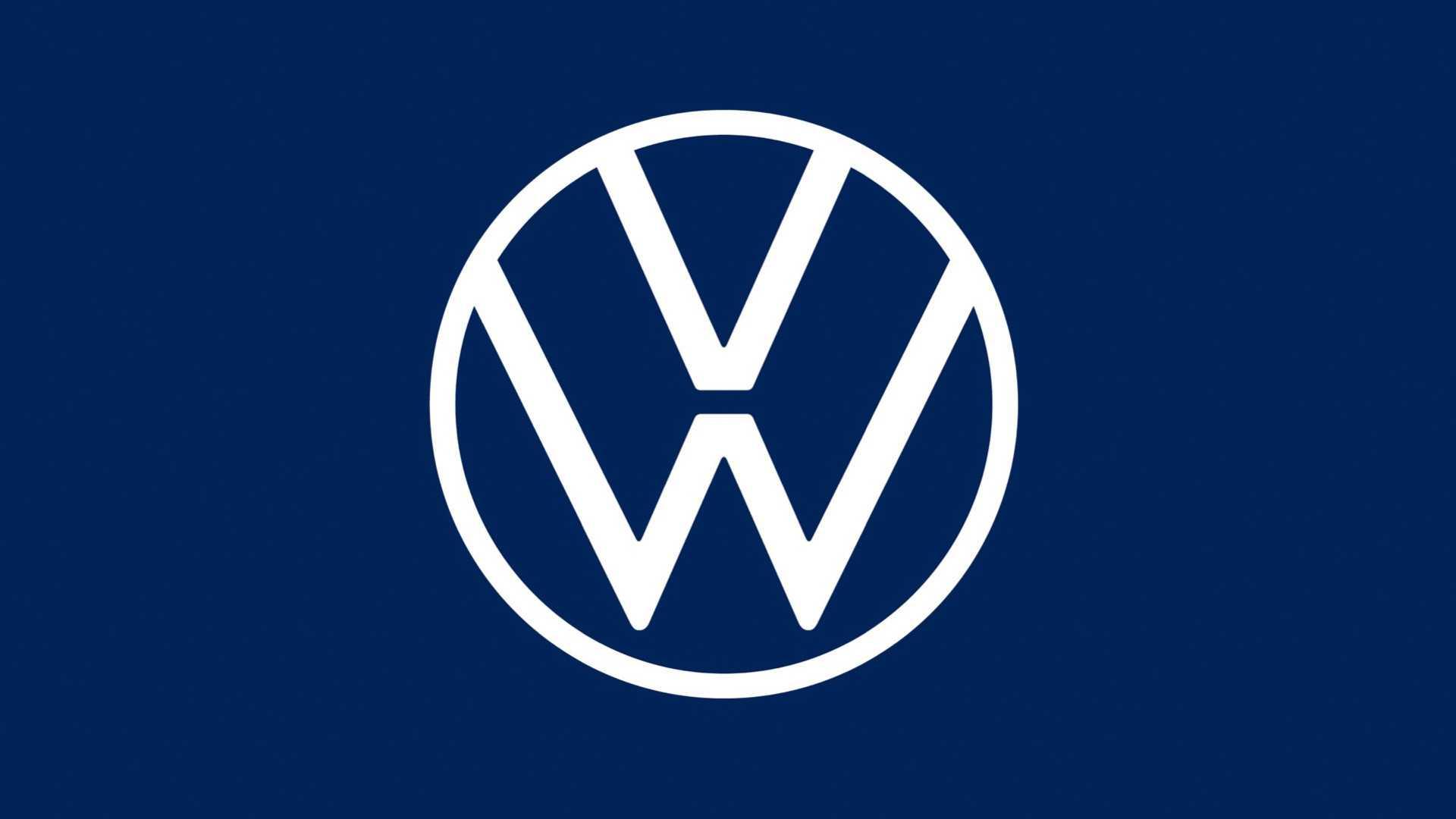 Volkswagen Unveils New Logo To Kick Off Electrified Era.