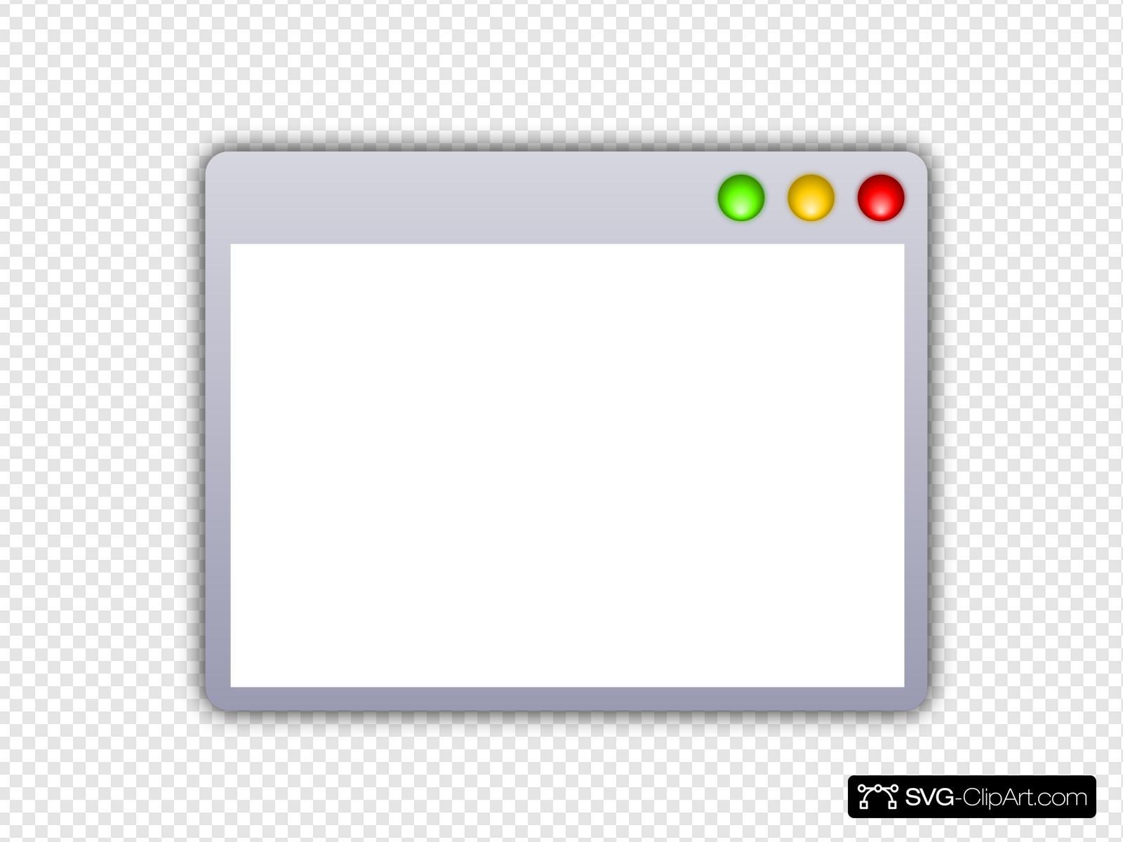 Window Icon Clip art, Icon and SVG.