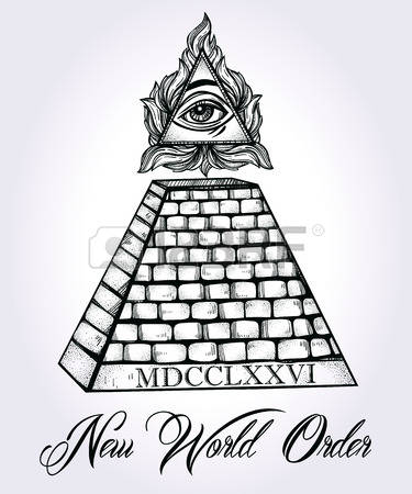 252 New World Order Stock Vector Illustration And Royalty Free New.