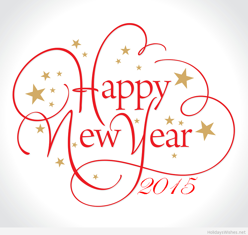 Happy new year 2015 clipart 1 » Clipart Portal.