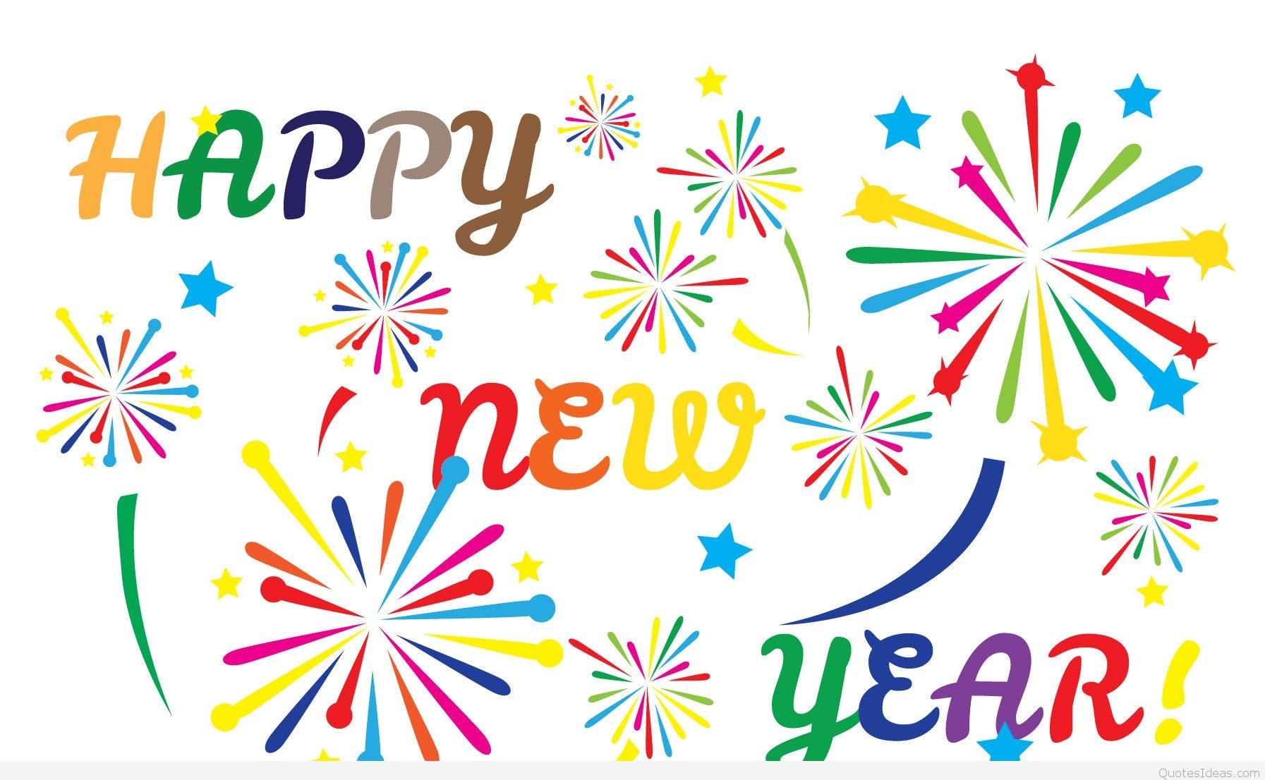 Best Happy new year clipart photo 2016.