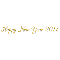 Download New Year 2017 Free PNG photo images and clipart.