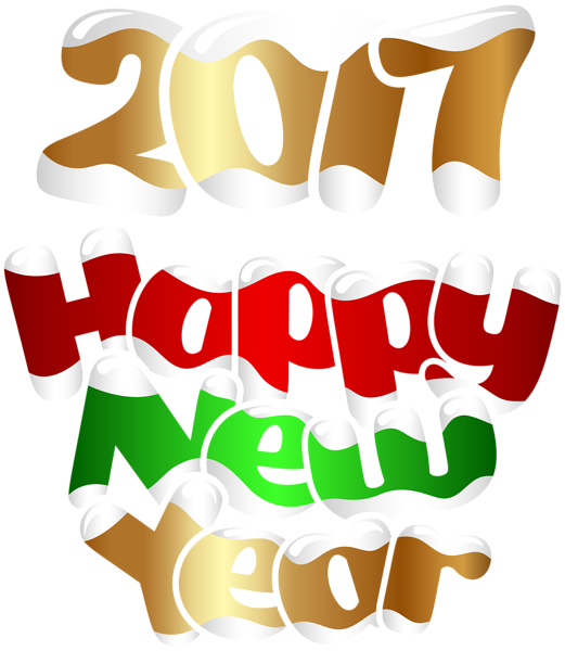 Free clip art happy new year 2017 clipart images gallery for.