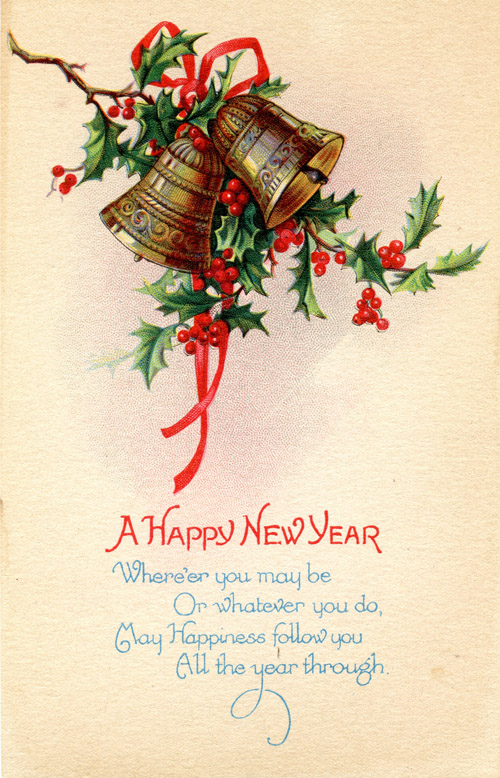 New Year Bells Clipart (54+).