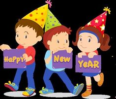 22 Best New Year 2015 Clipart Images images.