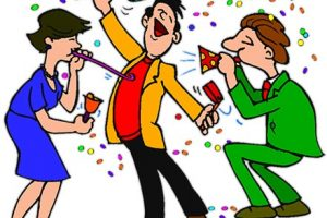 New year celebration clipart 7 » Clipart Station.