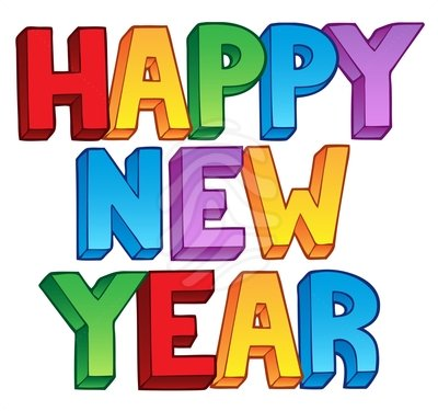 Happy New Year Clip Art & Happy New Year Clip Art Clip Art Images.