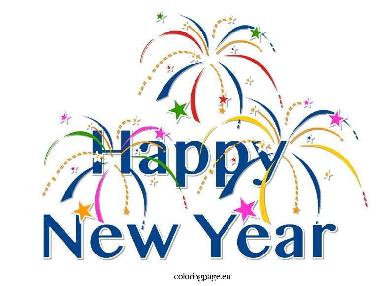 New Year Clipart Free Download.