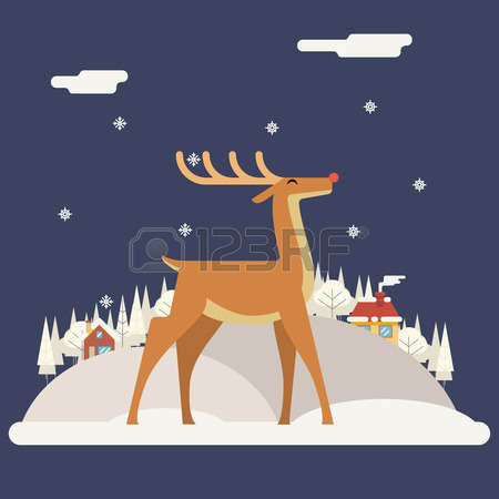 497 Magical Christmas Day Stock Vector Illustration And Royalty.