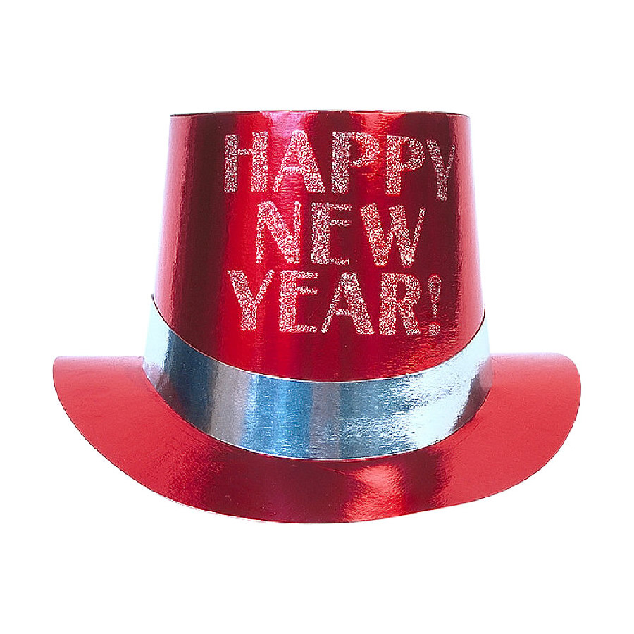 New Year Clipart Party Hats And Horns Clipground