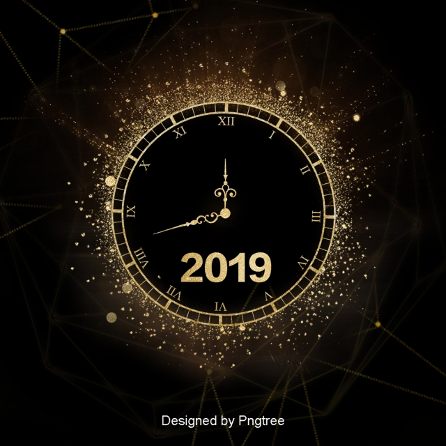 New Year Countdown Png, Vector, PSD, and Clipart With.