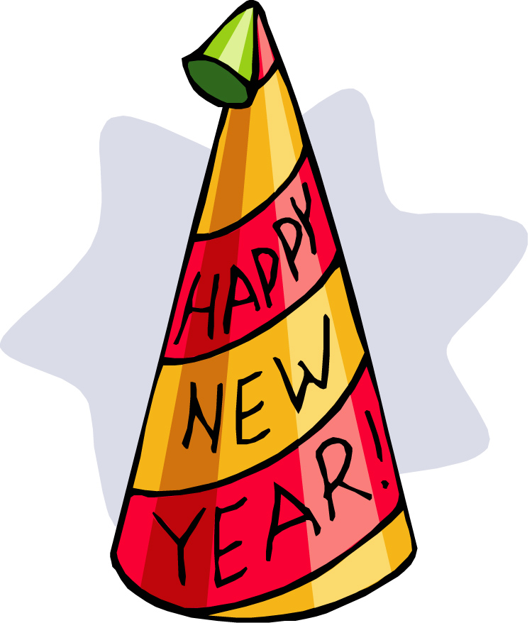 536 New Years Eve free clipart.