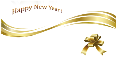 Download HAPPY NEW YEAR Free PNG transparent image and clipart.