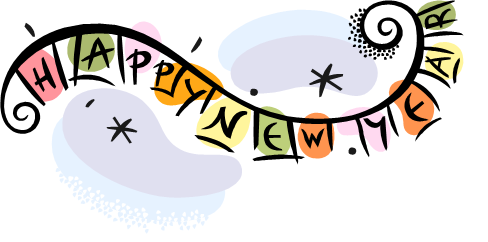 Business New Year Clipart.