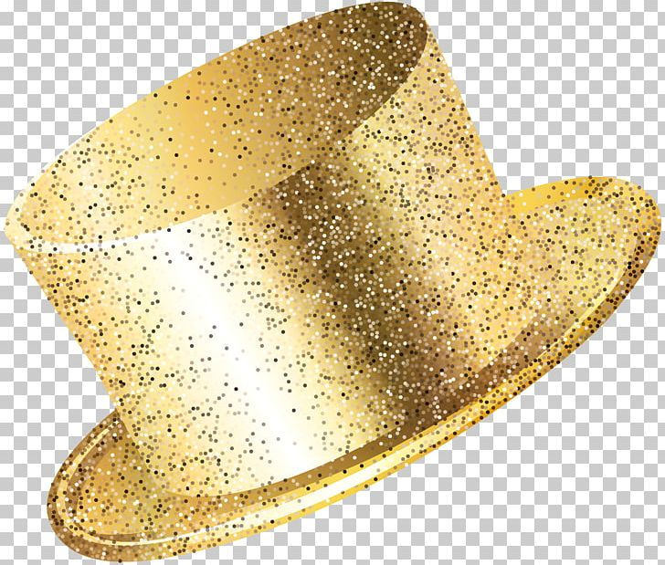 New Year Party Hat Gold PNG, Clipart, Anniversary, Balloon.