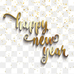 Png Free New Year & Free New Year.png Transparent Images.