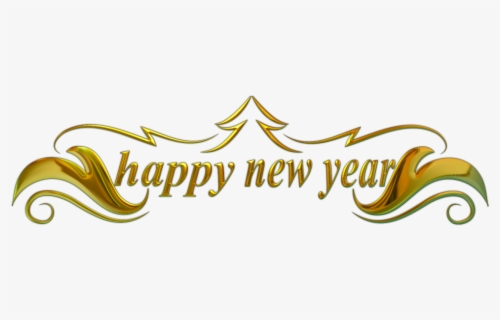 Free Happy New Year 2016 Clip Art with No Background.