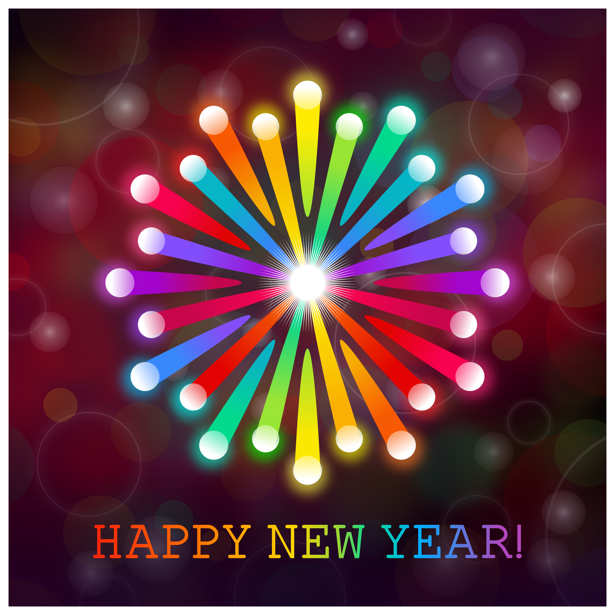 new years card clipart clipground