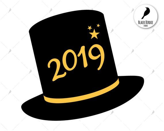Happy New Year Clipart 2019 For Free Download.