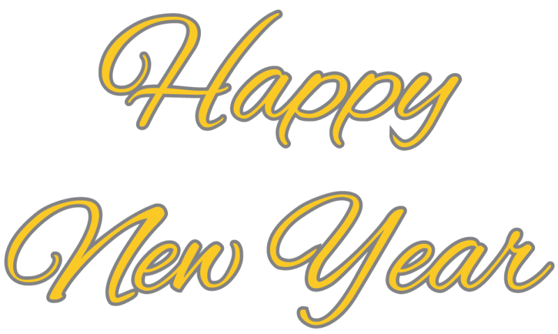 Happy New Year Clipart With Images Daily Sms Collection Png.