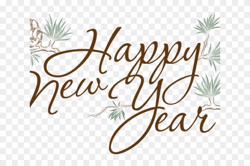 Happy New Year Png Transparent Images.