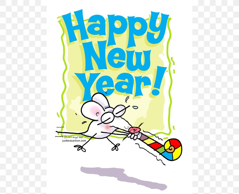 Cartoon New Years Day Clip Art, PNG, 500x664px, Cartoon.
