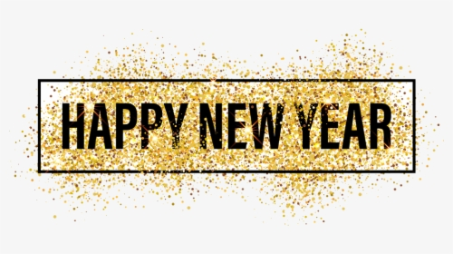 Transparent New Years Clip Art.