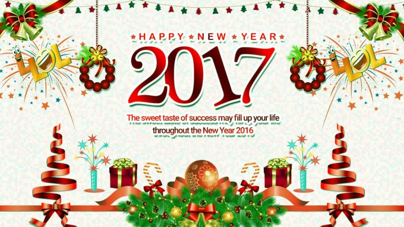 New years eve greeting card clipart clipground merry christmas and happy new year eve 2017 card design m4hsunfo